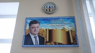 Wo Petro Poroschenko herkommt, aber unbeliebt ist