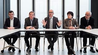 St. Gallen: Mehr Kandidaten als Sitze
