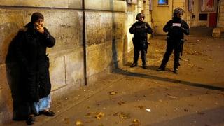 Schusswechsel in Paris – Männer verschanzen sich in Wohnung