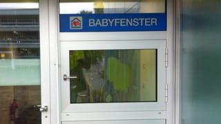 Oltner Kantonsspital hat sein eigenes Babyfenster