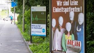Einheitskasse: Bundesgericht macht Initianten ungeduldig