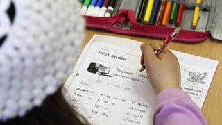 Türkischunterricht in Schweizer Klassenzimmern sorgt für Unmut