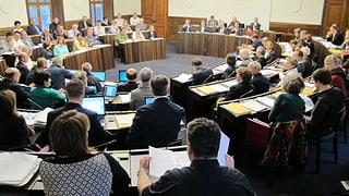 Solothurner Kantonsrat genehmigt 121-Millionen-Defizit