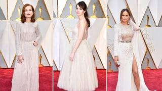 Die Highlights und Trends auf dem Oscar-Teppich