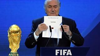 FIFA-Anzeige: «Das klingt nach Geldwäscherei»