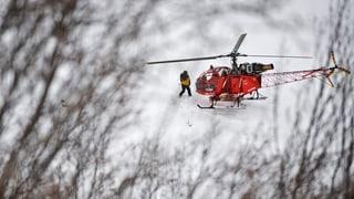 Neue Zusammenarbeit der Berner Oberländer Helikopter-Retter