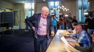 Sozialdemokraten in den Niederlanden in Führung