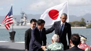 «Allianz der Hoffnung» in Pearl Harbor