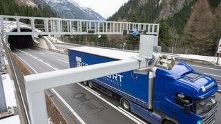 Neue Wärmebildkameras sorgen für mehr Sicherheit am Gotthard