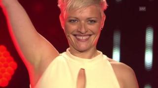 Showtalent: Susanne lip-synct Kiesza auf der grossen DGST-Bühne