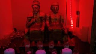 Video «Bilder zum Feiertag – Zum alevitischen Neujahrfest Newroz» abspielen