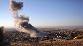 Kurden vertreiben IS aus Sindschar