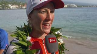 Daniela Ryf gewinnt in Hawaii: So berichtete SRF Sport