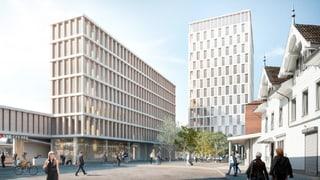 «Starkes Liestal» fordert Diskussion um Bahnhof-Hochhaus