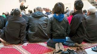 Jugendarbeit findet in Schweizer Moscheen kaum statt