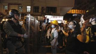 Neue Massenproteste in Hongkong