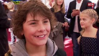 Il star Jonas Hartmann