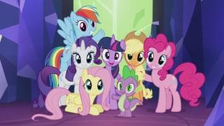 Bronys: Junge Männer lieben pinke Ponys (Artikel enthält Audio)