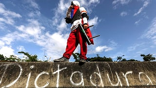 Die Angst vor einem Bürgerkrieg in Venezuela steigt