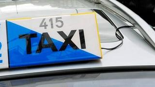 Zürcher Taxis: Viel Ärger aber kein Streik wegen neuer Konkurrenz