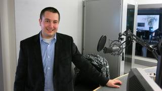 Anian Liebrand ist neuer Präsident der Jungen SVP Schweiz