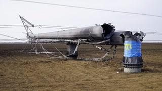 Sabotageakt: Kein Strom auf der Krim