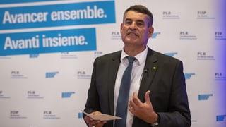 Christian Amsler will für die FDP in den Bundesrat