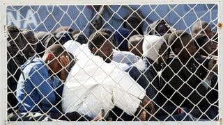Italien könnte für zehntausende Flüchtlinge zur Sackgasse werden