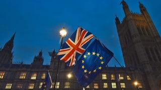 Parlament schmettert Brexit-Abkommen erneut ab