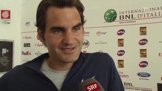 Roger Federer: «Die Woche mit den Babys und Mirka war wunderbar»