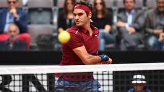 Federer perda cunter Thiem