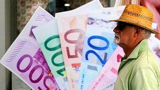 «Warum investieren die Griechen nicht selber in ihr Land?»