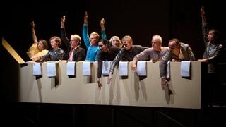 Auftakt zur «Hamlet»-Trilogie am Theater St. Gallen