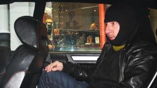 Video «Beat Schlatter wird zum Räuber» abspielen