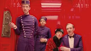 «The Grand Budapest Hotel» ist ein Film, der das Kino feiert