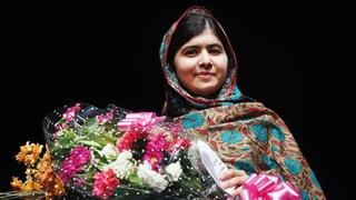Extremisten bedrohen Nobelpreisträgerin Malala