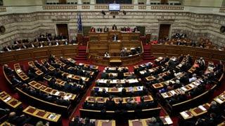 Griechenland beschliesst neues Steuergesetz
