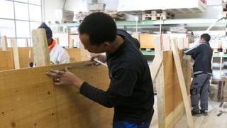 Flüchtlinge sollen schneller Arbeit finden