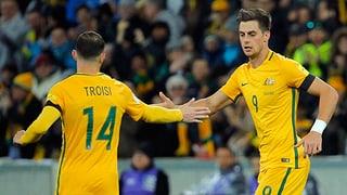 Australien und Neuseeland müssen in die Barrage