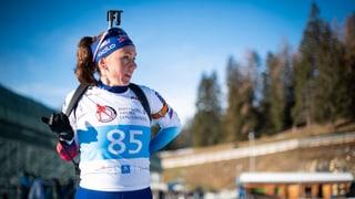 Selina Gasparin va als campiunadis mundials en Svezia