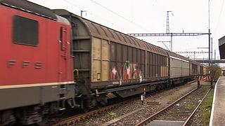 Video «SBB Cargo: Kampf um die Schiene» abspielen