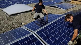 Solarpreis für Kanton Bern