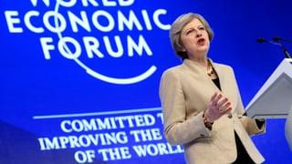 «Wir bilden ein globales Grossbritannien»