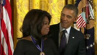 Oprah Winfrey: Auszeichnung statt «Täschligate»