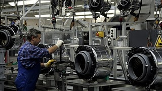 In der Industriebranche kehrt langsam wieder der Alltag ein
