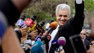 Sabahi wagt den Kampf gegen den mächtigen al-Sisi