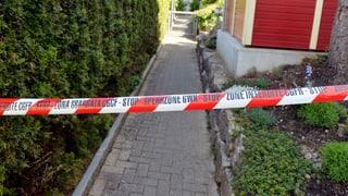 Beziehungsdelikt in Würenlingen: Täter war polizeibekannt
