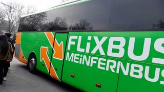Flixbus gar nicht fix (Artikel enthält Audio)
