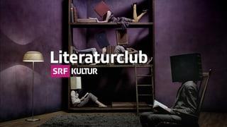 Video ««Literaturclub» anstelle des «Club» » abspielen