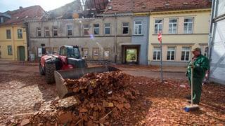 Tornado hinterlässt in deutschem Städtchen Millionenschäden